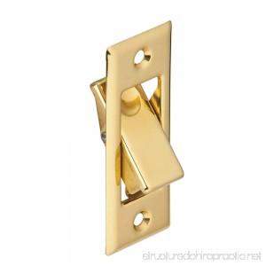 Ives by Schlage 42B3 Pocket Sliding Door Bolt - B009E1V8IY