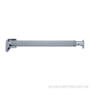 "Wedgit Tan Mini Small Size Twist Tight Adjustable Sliding Window & Door Security Bar extends 15"" to 25"" - B008438ZMA"