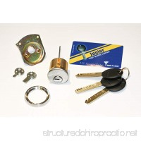 Mul-t-lock Junior Rim & Mortise Rimo Cylinder. Mul-t-lock Rim Mortise 3 Keys - B01LE1C6I2