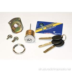 Mul-t-lock Junior Rim & Mortise Rimo Cylinder. Mul-t-lock Rim Mortise 3 Keys - B01LE1C6I2