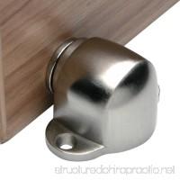 KES HDS202-2 SUS304 Stainless Steel Magnetic Doorstop/Door with Catch Screw Mount Brushed - B00PXH7M4W