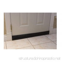 Soundproof Door Pad. Stop Sound drafts and Reduce Heat Loss Through Gaps Along Bottom top or Sides of Door. for Doors up to 36 inches Wide and Gaps up to 2.5 inches. - B0793D9JLH