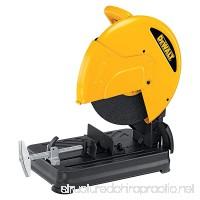 DEWALT D28700 15-Amp 14-Inch Abrasive Cutoff Machine - B000BMAL9M