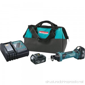 Makita XOC01M 18V LXT Lithium-Ion Cordless Cut-Out Tool Kit (Discontinued by Manufacturer) - B00OXUPP3U