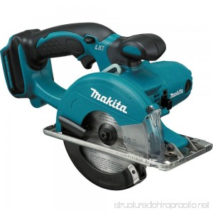 Makita XSC01Z 18-Volt LXT Lithium-Ion 5-3/8-Inch Metal Cutting Saw (Tool Only No Battery) - B00K194N76