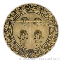 Blessings for Long Life Cabinet Face Plate 5-1/2'' - B00E8BS32O