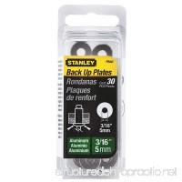 Stanley PBA6 30-Pack 3/16-Inch Aluminum Back Up Plates - B000BQL8A4