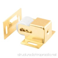 Prime-Line Products U 9047 Closet and Cabinet Roller Catch  Brass Plated - B001G1EA4E