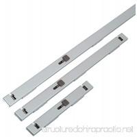 ABUS 07050 56.75-Inch Chrome File Bar 5 Drawer  Grey - B005UM8UQY