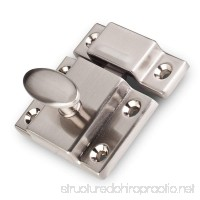 Cabinet Latch - Satin Nickel - B00BXIZXE6