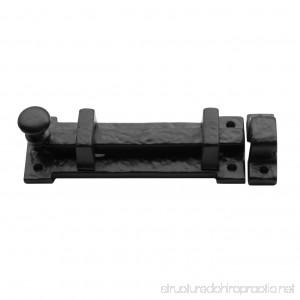 Iron Valley - 4 Slide Bolt - Cast Iron - B017I1FLGQ