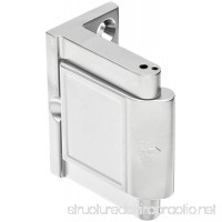 Pemko Privacy Door Latch Polished Chrome finish 1-1/2 x 2-3/4 Width 2-3/16 Height - B009UWKIQA