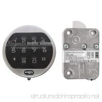 Kaba Mas LA GARD II Basic Series Electronic Combination Lock - B004JI2ISQ