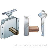 Surface Mounted Cedar Chest Lock and Latch - B001DT17JU