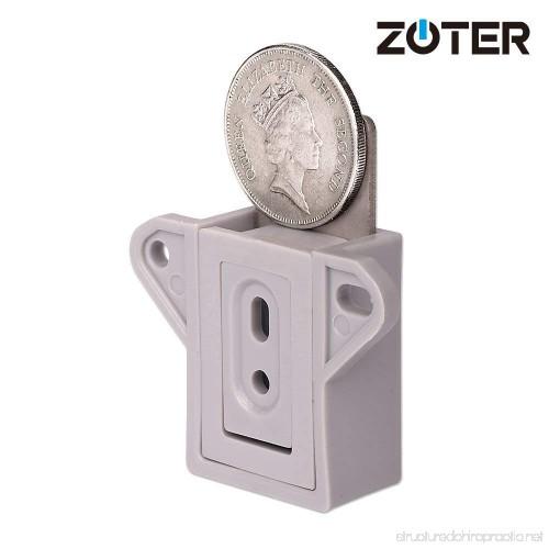 Zoter Cabinet Lock Battery Rfid Card Hidden Drawer Locker