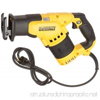 DEWALT DWE357 12-Amp Compact Reciprocating Saw - B007NVSUQ0