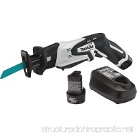 Makita RJ01W 12V max Lithium-Ion Cordless Recipro Saw Kit (Discontinued by Manufacturer) - B0076R6UOA