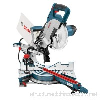 Bosch CM8S 8-1/2 Inch Single Bevel Sliding Compound Miter Saw - B00E1RK6QG