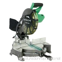 Hitachi C10FCE2 15-Amp 10-inch Single Bevel Compound Miter Saw (Discontinued by Manufacturer) - B000V5Z6RG
