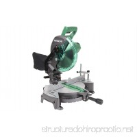 Hitachi C10FCG 15-Amp 10 Single Bevel Compound Miter Saw - B07217ZVP5