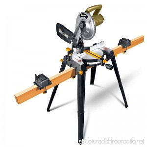 ShopSeries RK7136.1 14-Amp 10 Miter Saw with Stand - B004ULR88C
