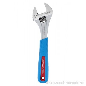Channellock 812WCB Code Blue Adjustable Wide Wrench 12-Inch - B001BQ26M2